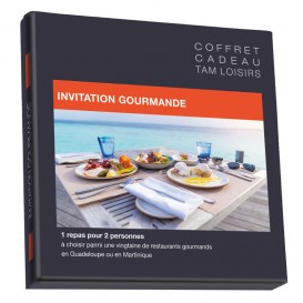 Invitation Gourmande, 2 pers.